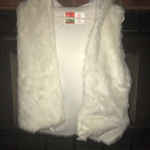 Light up holiday vest